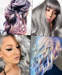 looking with grey hair these are the silver hair looks of your dreams grey hair dye