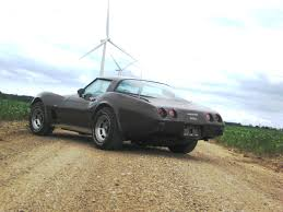 1979 corvette top speed wheels and vintage wings sold unrestored 1979 l82 4