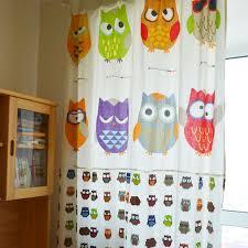 Owl Shower Curtains Owl Shower Curtain Kids U2014 Scheduleaplane Interior Trendy Owl