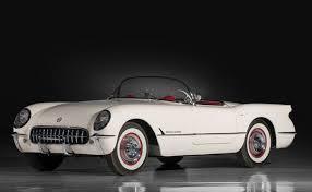 corvette stingray 1953 corvette history since 1953