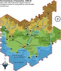 Grand Haven Map Mystaran Geography