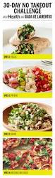30 day no takeout challenge food health com