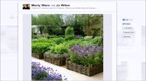 3 beautiful herb garden ideas by marty ware youtube
