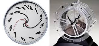 dark roasted blend japanese memo clock cute idea