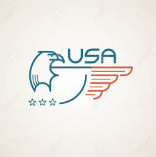 Flags Made In Usa Made In The Usa Symbol With American Flag And Eagle Templates