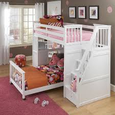 ne kids house junior loft bed w ladder and slide wayside