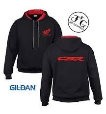 honda cbr motorbike honda cbr motorbike motorcycle hoodie hooded top jacket all sizes ebay