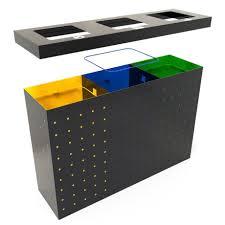 poubelle tri selectif cuisine poubelle de cuisine tri sélectif 3 bacs galerie avec poubelle tri