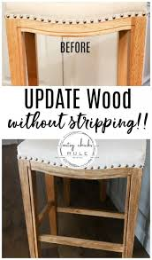 how to refinish wood kitchen cabinets without stripping how to restain wood without stripping so simple artsy