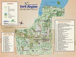 Green Circle Trail Map York Region Trails Map Yorkscene