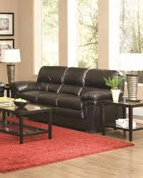 Leather Like Sofa Coaster Casual Leather Like Sofa Fenmore Co 502951