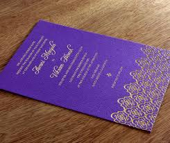 south asian wedding invitations new south asian wedding invitation unique foil and custom colors