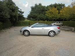 renault megane dynamique vvt coupe cabriolet silver 2005 in