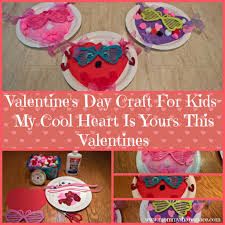 valentine u0027s day craft for kids my cool heart is yours this valentines