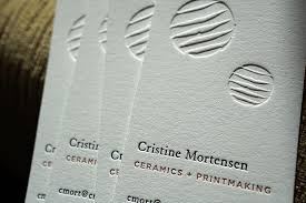 letterpress printing hoban press cristine mortensen