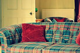 Tartan Chesterfield Sofa Lesley S Vintage Lifestyle And Fashion Vintage Home