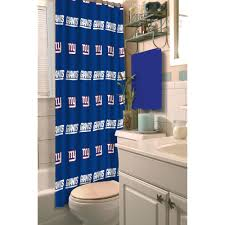 York Bathroom Accessories by Nfl New York Giants Decorative Bath Collection Shower Curtain
