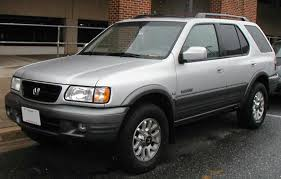 acura jeep 2003 honda passport wikipedia
