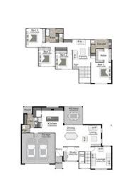 Narrow Block Floor Plans Cascade Single Storey Marksman Homes Illawarra And Southern