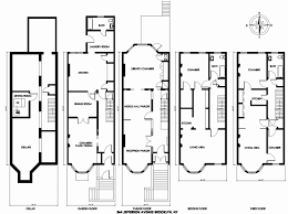 brownstone floor plans new york city brownstone floor plans unique house in multi town townhouse