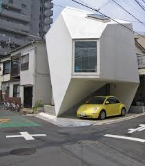 ultra modern home design ultra modern home design in tokyo futuristic origami inspired house
