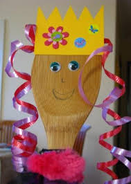 purim puppets purim puppets from wooden spoons joyful