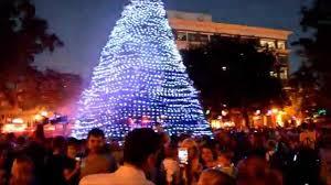 winter park christmas lights winter park christmas tree lighting youtube