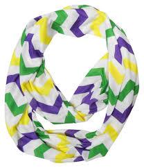 diy mardi gras bead bandana mardi gras chevron scarf