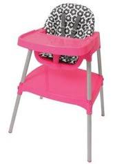 high chair converts to table and chair the evenflo story product support