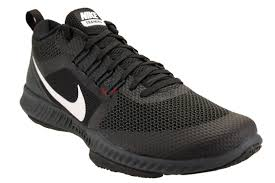 nike mens zoom domination cross training shoes black anthracite