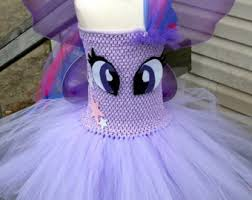 Rarity Pony Halloween Costumes Twilight Sparkle Dress Twilight Sparkle Costume