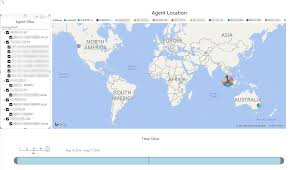 Ip Address Map Visualising Oms Agent Heartbeat Data In Power Bi Managing Cloud