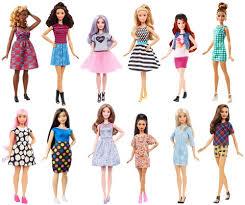 barbie fashionistas doll 51 polka dot fun dvx73 barbie