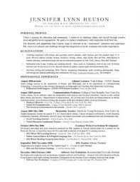 Personal Injury Paralegal Resume Sample Examples Of Resumes Good Resume Samples For Fresh Graduates High