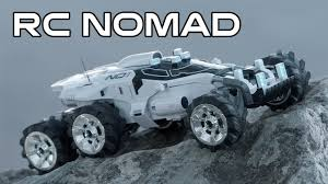 nomad mass effect taking the rc nomad for a spin youtube