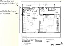 two bedroom homes one or two bedroom type b homes rocky corner cohousing