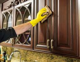 best way to clean kitchen cabinets naturally home design ideas