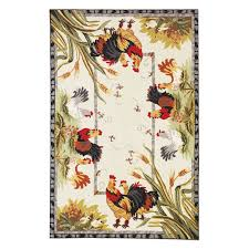 Rooster Area Rug Round Rooster Area Rug Rugs Compare Prices At Nextag