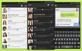 best sms app android best messaging apps for android