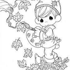 how to draw autumn leaves coloring page how to draw autumn leaves