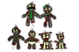 zombie christmas ornaments neatorama