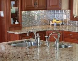 Pictures Of Stainless Steel Backsplashes by Stainless Steel Backsplash Panel