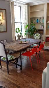 red dining rooms great looking dining room with oak dining chair and restoration