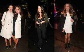 Christmas Party Nights Manchester - manchester united wags party at menagerie for christmas bash 2016