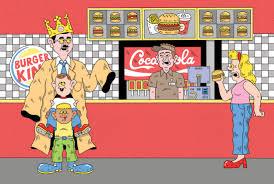 Career At Burger King Burger King U0027s Ceo Daniel Schwartz Is 33 Years Old Bloomberg