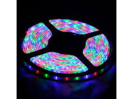 Outdoor Led Light Strips Led Light Strips Multicolor Rgb Smd Led 5050 16 40ft
