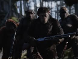 Planet Of The Blind War For The Planet Of The Apes Seals The Blockbuster Trilogy U0027s