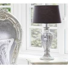 cornelia white table lamp french bedroom shabby chic table lamp