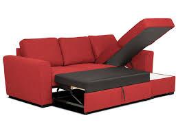 canapé 4 places conforama canapé d angle convertible 4 places en tissu coffre de rangement