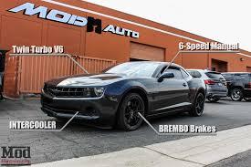 decepticon camaro turbo v6 camaro gets brembo brakes wheels